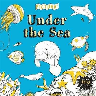 Pictura Puzzles Under the Sea Mandy Archer Paperback New Book Free UK Delivery