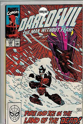 Daredevil - 280 - Marvel - May 1990