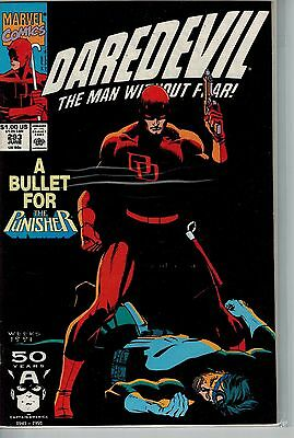 Daredevil - 293 - Marvel - June 1991