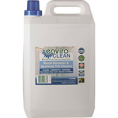 Enviroclean Mould Remover and Sparkling Tile Cleaner 5L