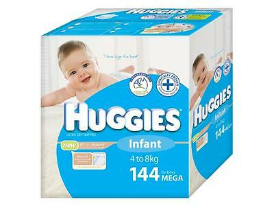 42286 Nappy Huggies Infant Boy Cs144
