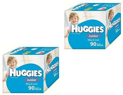 42284 Nappy Huggies Junior Boy Cs90