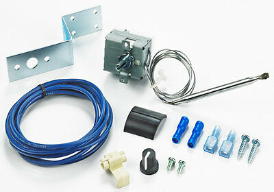 DAVIES CRAIG UNIVERSAL 12V or 24V  THERMO FAN SWITCH KIT MECHANICAL