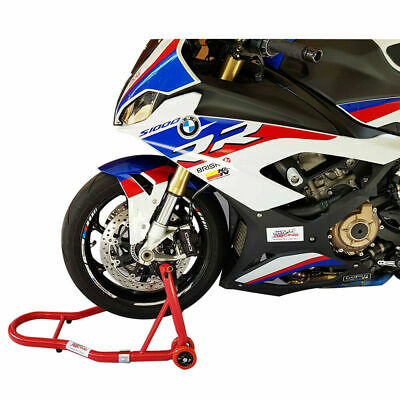 Motorcycle Front Stand, Front Paddock Stand, Suzuki, Honda, Under Fork Pick up