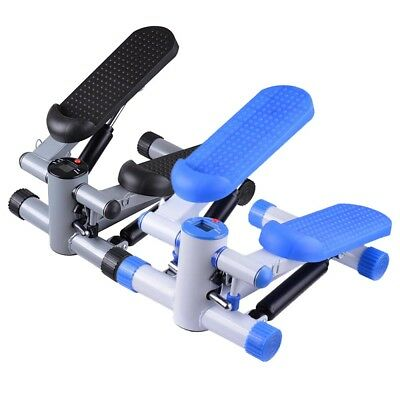 Exercise Stepper Aerobic Machine Leg Workout Fitness Air Stair Climber INCD VAT