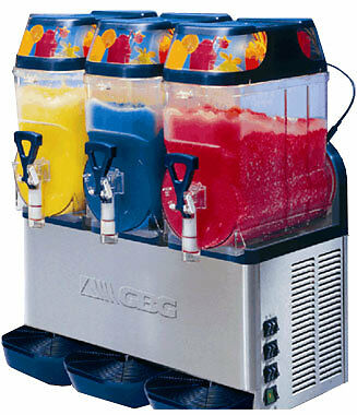 GBG Granitime Slush Machine Parts