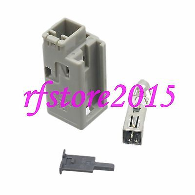 1pce Connector GT5-1PP gray male plug crimp RG174 RG316 LMR100 cable RF COAXIAL