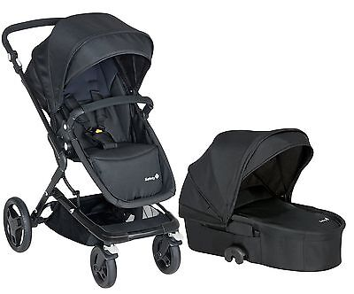 safety 1st kokoon comfort set kinderwagen full black eur. Black Bedroom Furniture Sets. Home Design Ideas