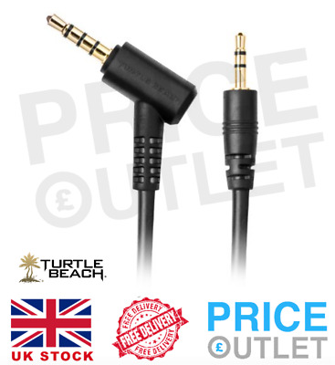 Official Turtle Beach Force PS4 Chat Cable for PlayStation 4  Genuine ( A73 )