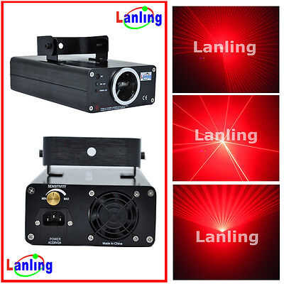 Quality PRO RED LASER light for dj band stage pub club karaoke lights disco
