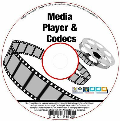 VIDEO CODEC CODEC PACK AUDIO HUGE COLLECTION Instant Download