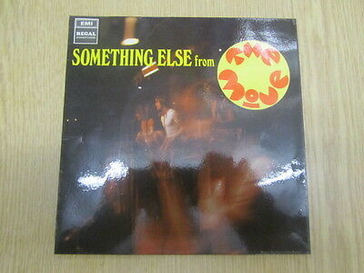The Move Something Else Ep Uk 1St Ex/nm