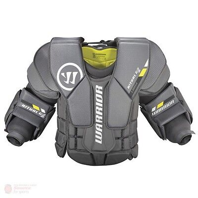 Warrior Ritual G2 Goalie Breastplate Bambini