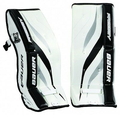 Bauer Goalie Shin Guards Prodigy Youth 2.0
