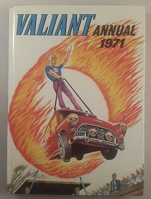valiant annual 1971 - valiant 1971 book