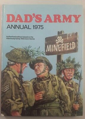 dads army annual 1975 - dad's army 1975 annual