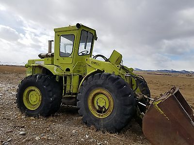 Terex Front End Loader 7241 (Priced to Sell)