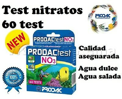 Acuario Test No3 Nitratos Prodac