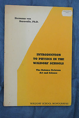 Introduction to Physics in the Waldorf Schools