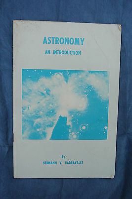 Astronomy an Introduction