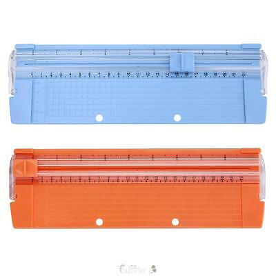 A4/A5 Precision Guillotine Paper Photo Trimmers Ruler cutter Cutting Scrapbook
