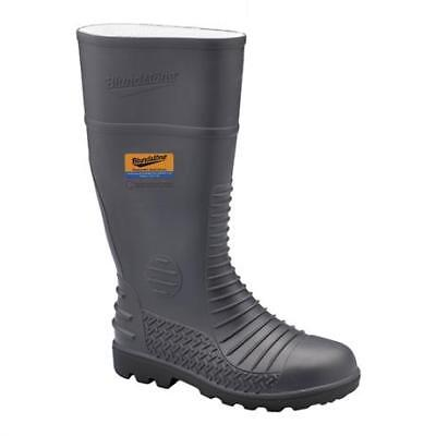 Blundstone 024 Gumboot Safety Steel Toe Cap Midsole Protection Black Size 11 Pai
