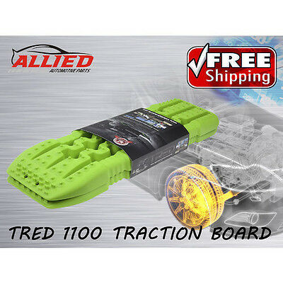 Tred - Total Recovery & Extraction Device Pr 1100 Mm Green 4X4 4Wd Mudtrax Treds
