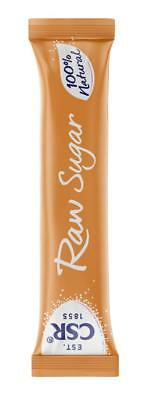 CSR Raw Sugar Single Serve Sticks Carton 2500