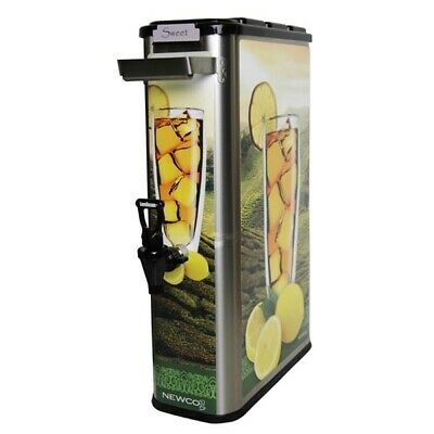 Newco 800255 5.0 Gallon Tall Tea Dispenser **NEW** Authorized Seller