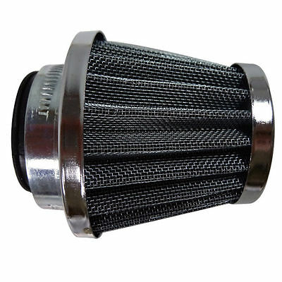 Black Pod Air Filter Cleaner 125 140cc Dirt Trail Quad Bike ATV Motorcycle 39mm