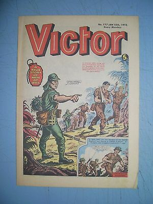 Victor issue 777 dated January 10 1976