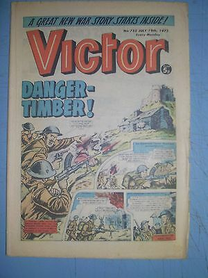 Victor issue 752 dated July 19 1975