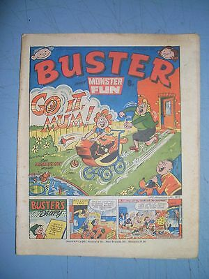 Buster issue dated August 6 1977
