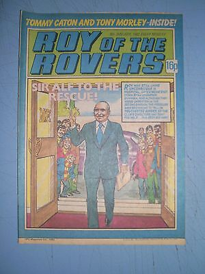 Roy of the Rovers issue dated January 9 1982