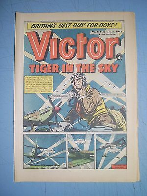 Victor issue 686 dated April 13 1974