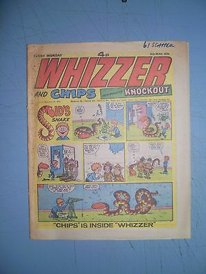 Whizzer and Chips issue dated May 4 1974