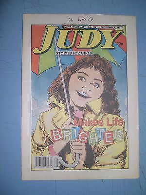 Judy issue 1621 dated February 2 1991