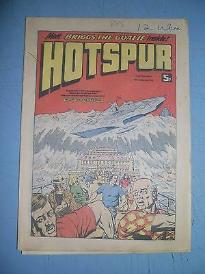 Hotspur issue 885 dated October 2 1976