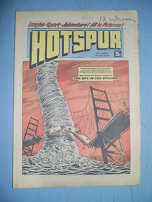 Hotspur issue 886 dated October 9 1976