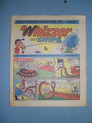 Whizzer and Chips issue dated September 17 1977