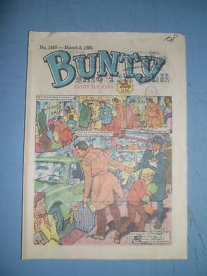 Bunty issue 1469 dated March 8 1986