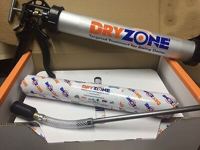 Dryzone Cream - One Tube Deal And A Free Applicator Gun