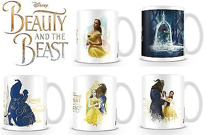 Official Boxed DISNEY BEAUTY AND THE BEAST BOXED MUG 2017 MOVIE Belle NEW