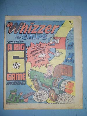 Whizzer and Chips issue dated June 25 1977