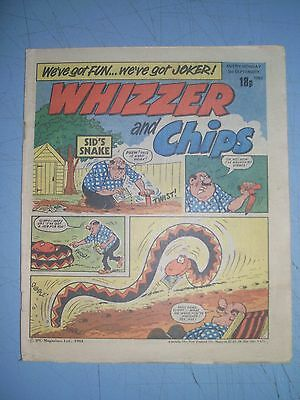 Whizzer and Chips issue dated September 3 1983