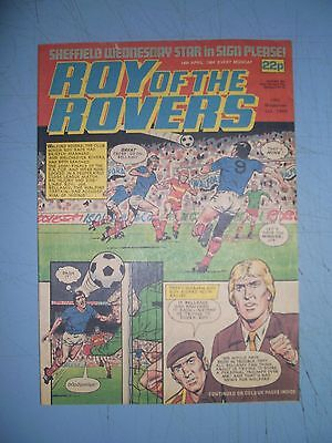 Roy of the Rovers issue dated April 14 1984