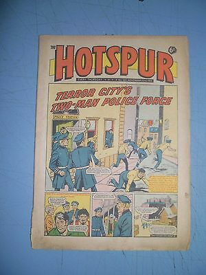 Hotspur issue 527 dated November 22 1969