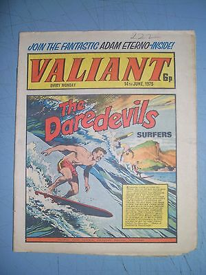 Valiant issue dated June 14 1975