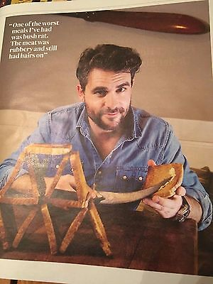 Levison Wood Photo Interview Uk Dish Magazine March 2017