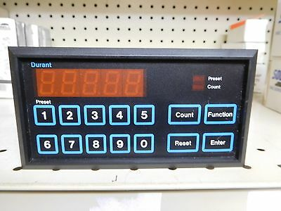Used, Eaton Durant Counter Control Model 5882-1  Part # 58821-400